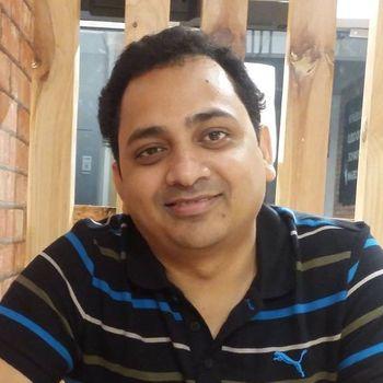Santanu Debnath - Founder of BloggingJoy