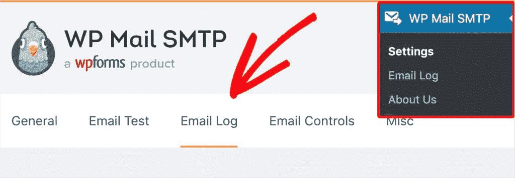 WordPress E-posta Günlüğünü Açın